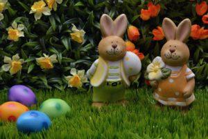 Nu är det inte långt till påsk…